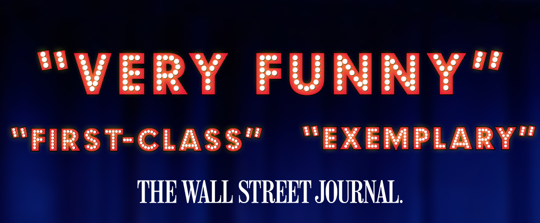 """""""Very Funny"""" 