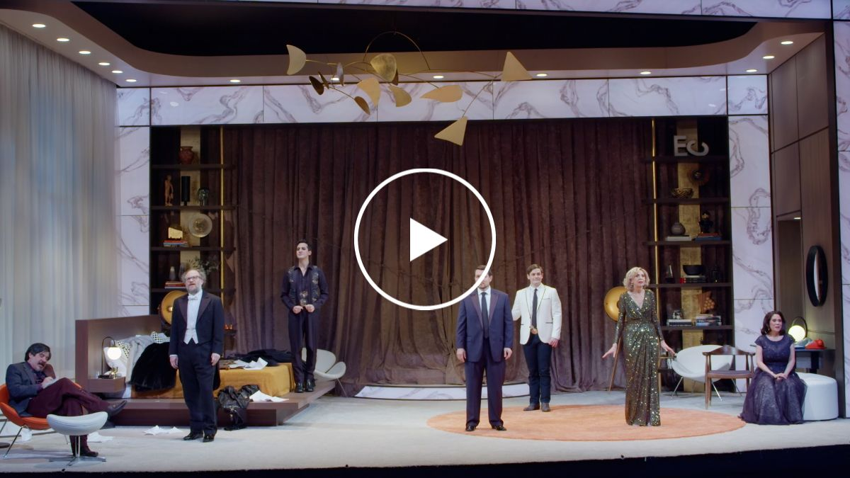 It's Only a Play - Official Trailer