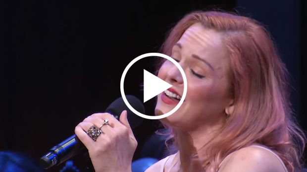 Video: Storm Large performs with the National Symphony Orchestra