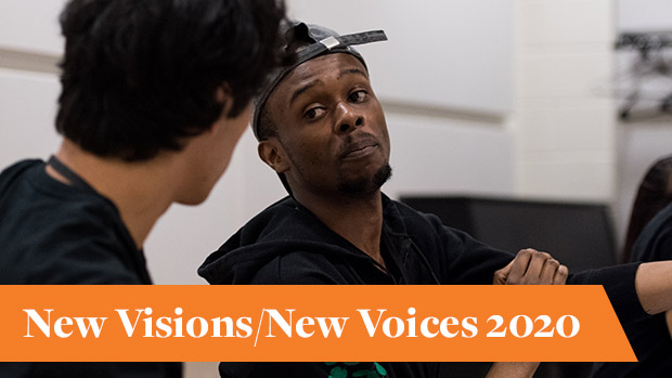 New Visions/New Voices 2020