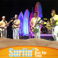 """Surfin' - The Ultimate Tribute to """"The Beach Boys"""""""
