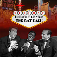 Direct from Las Vegas - The Rat Pack