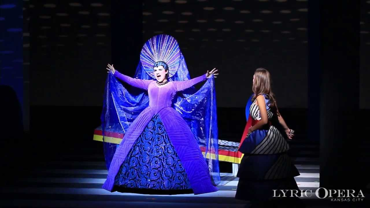 Lyric Opera of Kansas City - The Magic Flute