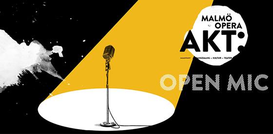 AKT: Open mic