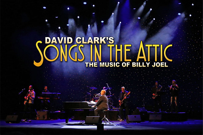 Image of Songs in The Attic The Music Of Billy Joel