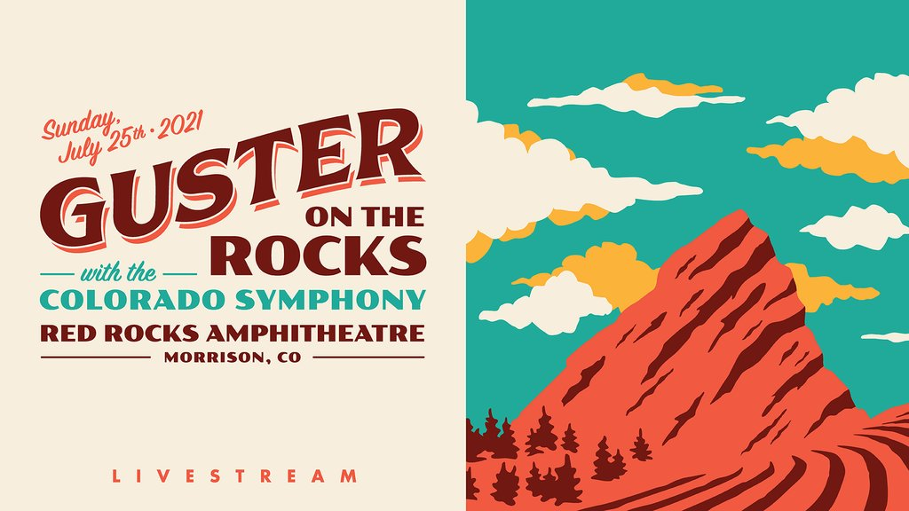 Guster on the Rocks with the Colorado Symphony