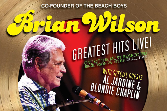 Image of Brian Wilson Greatest Hits Live