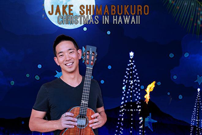 Image of Jake Shimabukuro Christmas In Hawaii