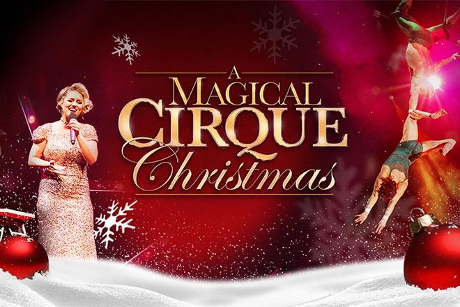 Image of A Magical Cirque Christmas
