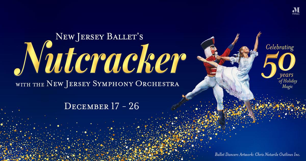 Image of NJ Ballet's Nutcracker