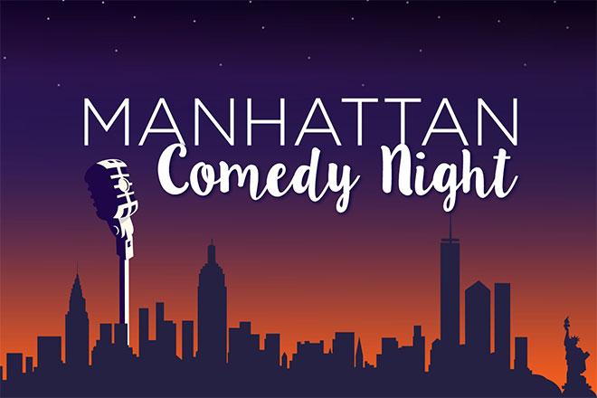Image of Manhattan Comedy Night