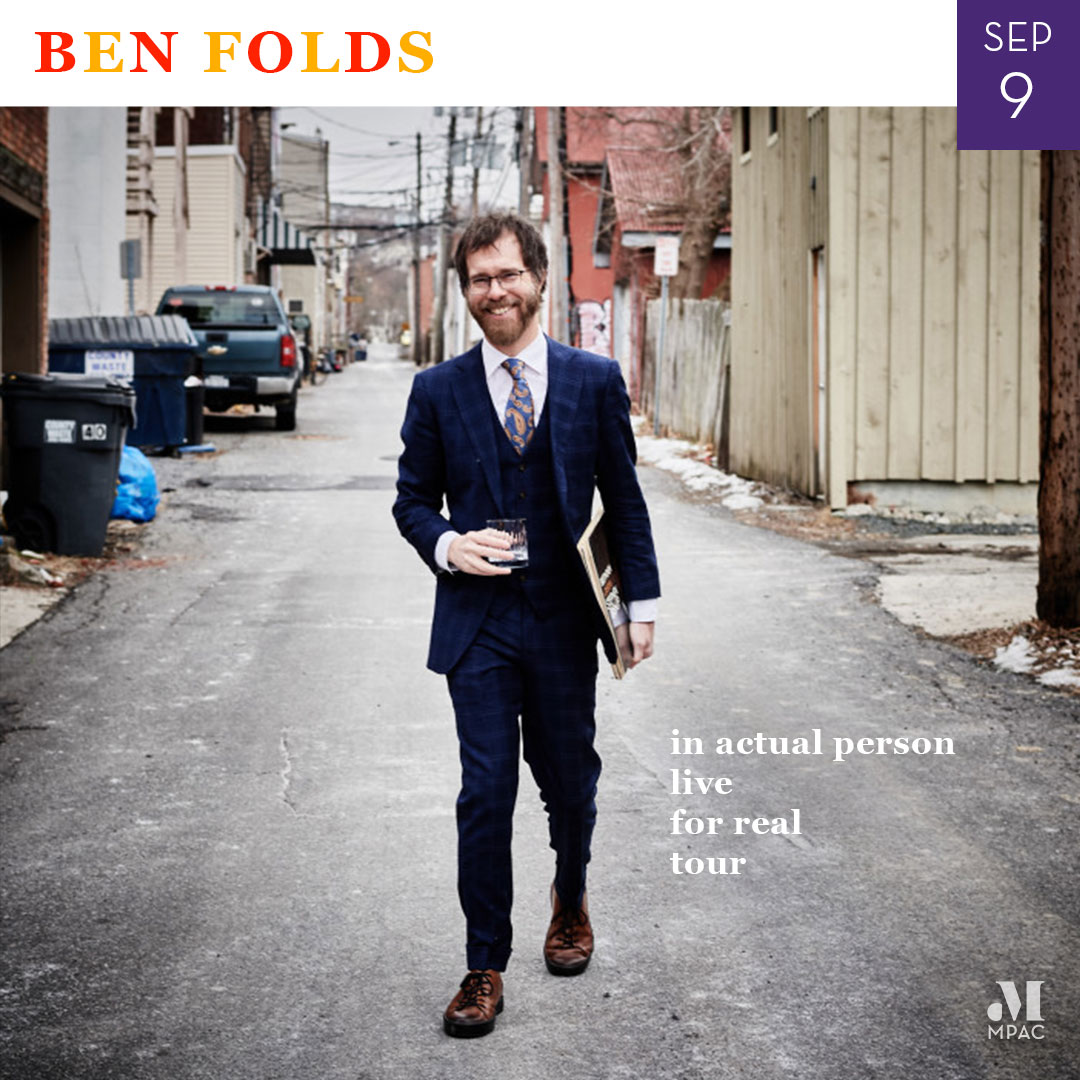 Image of Ben Folds September 9