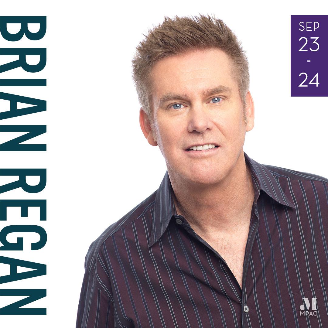 Image of Brian Regan September 23 - 24