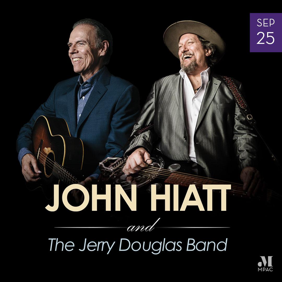 Image of John Hiatt and Jerry Douglas September 25