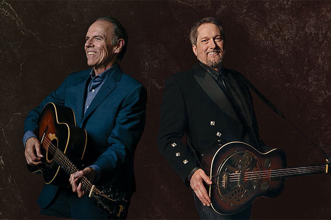 Image of John Hiatt & Jerry Douglas
