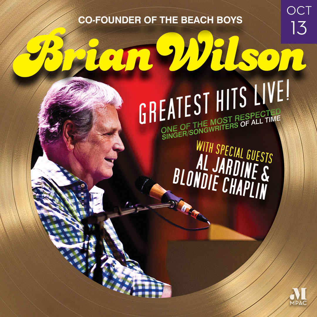 Image of Brian Wilson at MPAC October 13