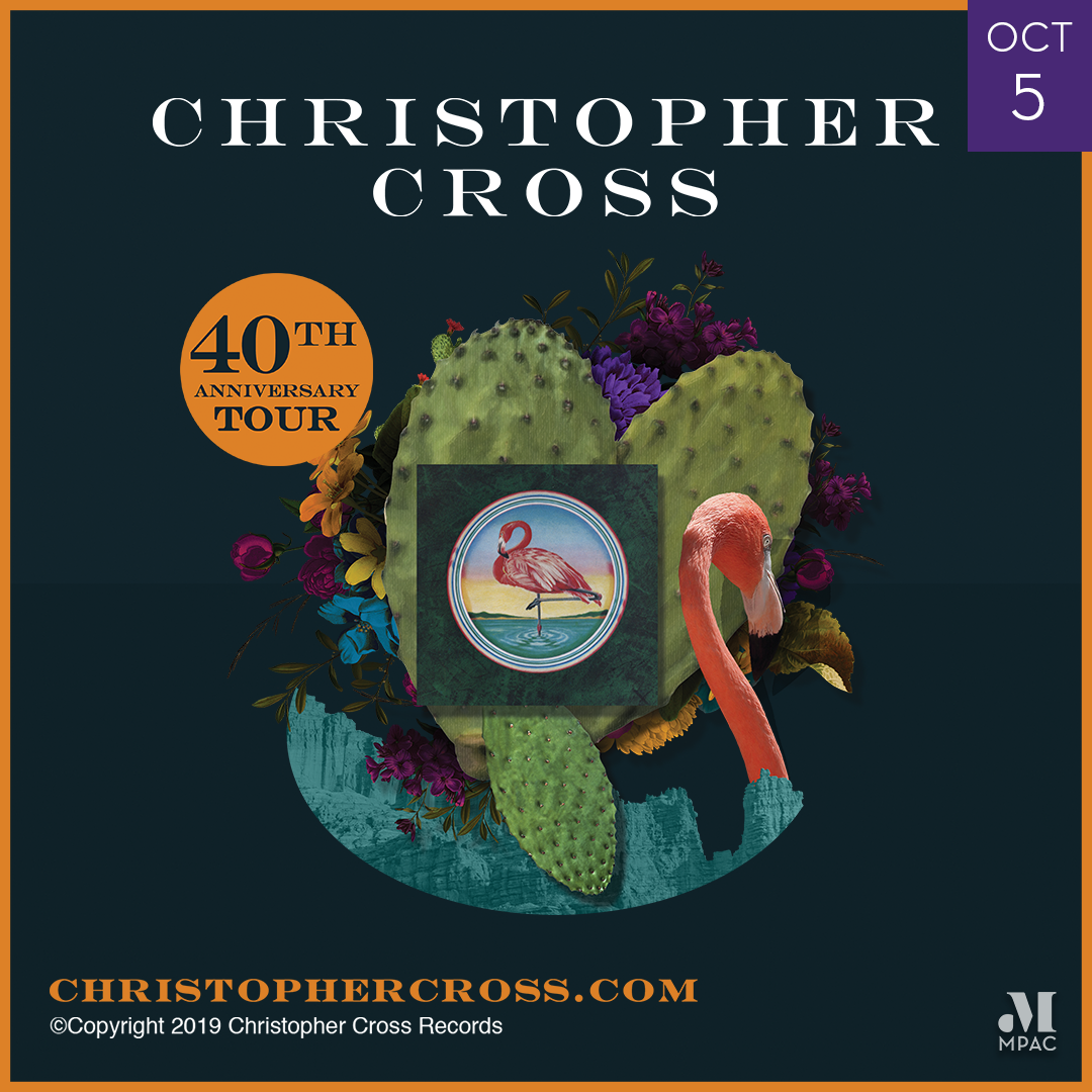 Image of Christopher Cross 40th Anniversary Tour