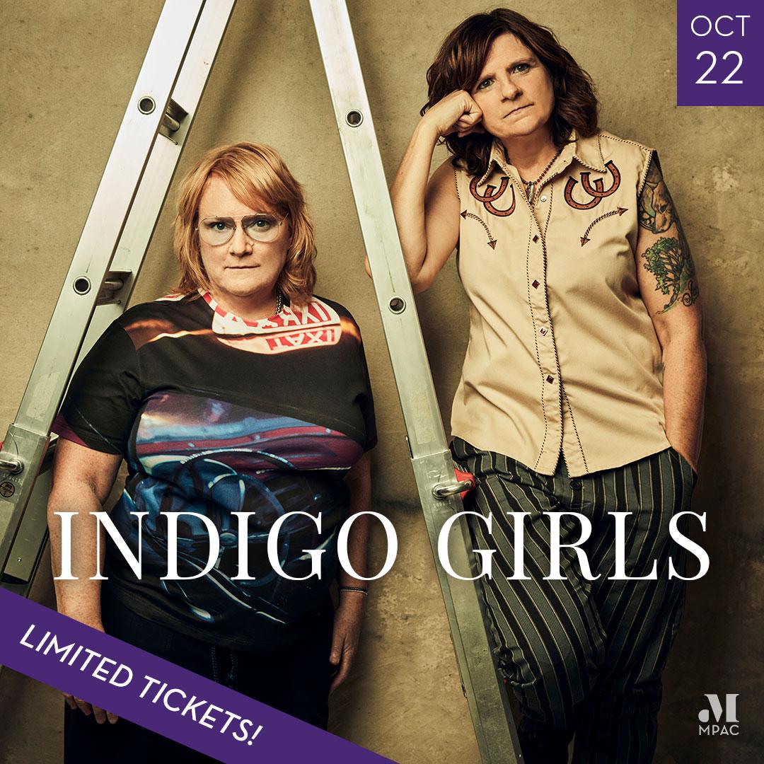 Image of The Indigo Girls