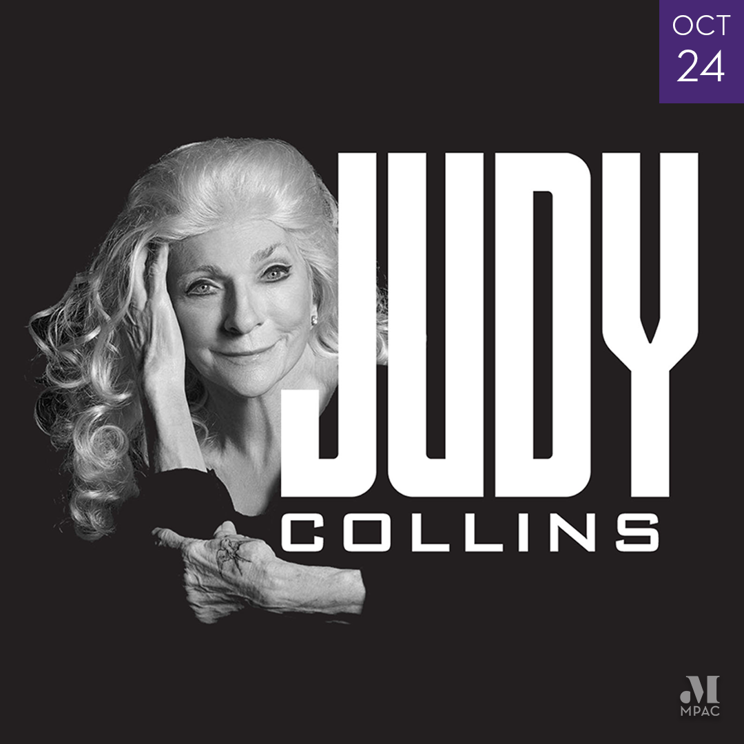 Image of Judy Collins October 24