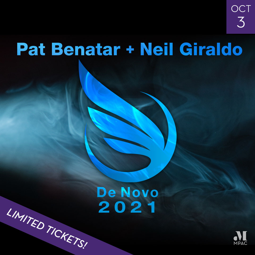 Image of Pat Benatar and Neil Giraldo October 3