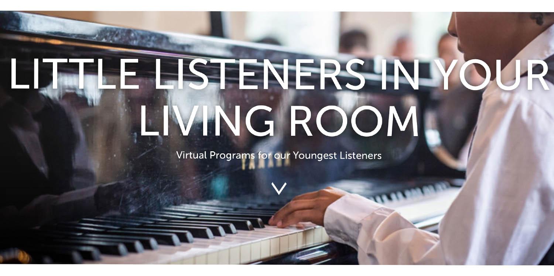 Little Listeners Concert Series