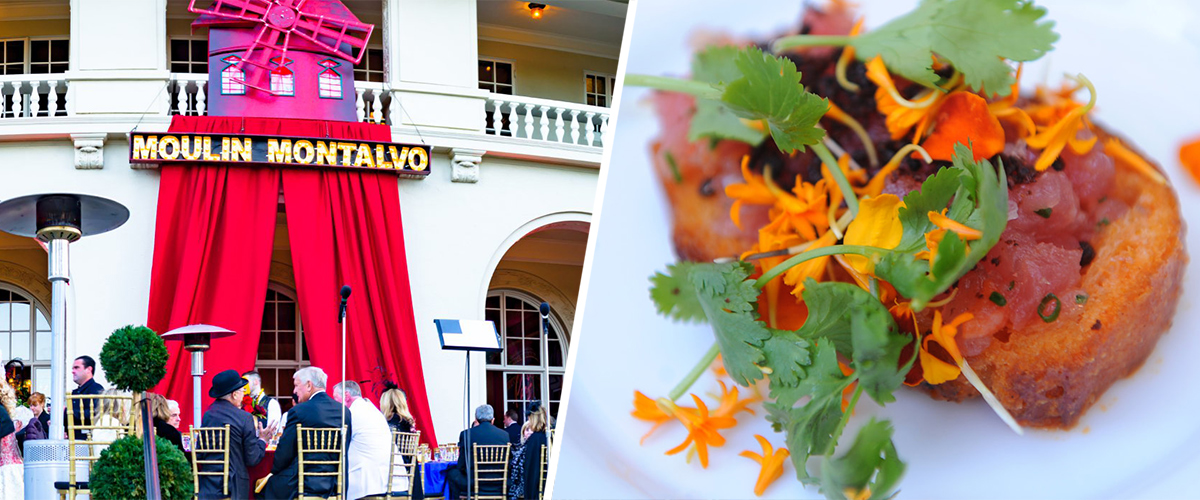 Moulin Montalvo + Food & Wine