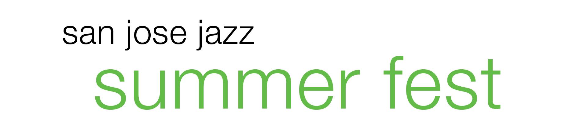 San Jose Jazz Summer Fest