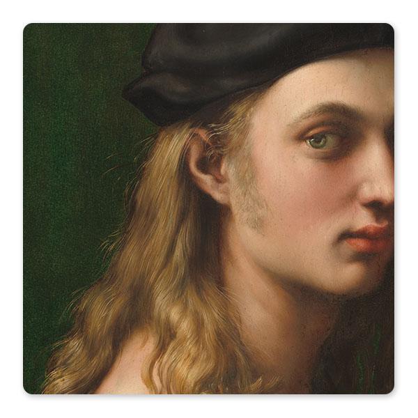 Raphael, Bindo Altoviti, about 1515 © National Gallery of Art, Washington, Samuel H. Kress Collection, 1943.4.33