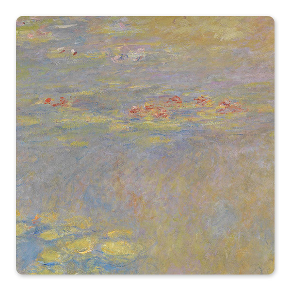 Claude Monet, Water-Lilies, after 1916 © The National Gallery, London