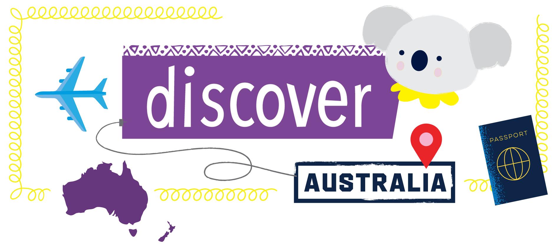 Discover Australia!