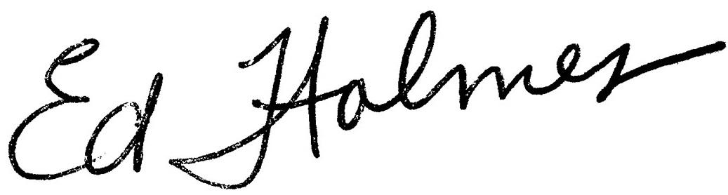Ed Holmes