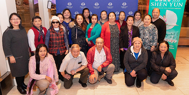 Hmong Institute at Shen Yun