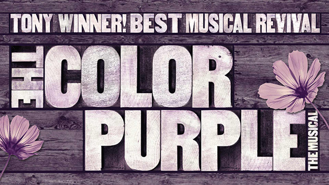 The Color Purple Banner
