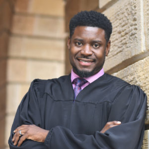 Judge Everett Mitchell Headshot