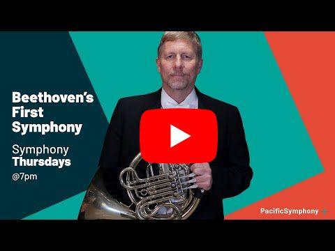 Beethoven's First Symphony (Thursdays @ 7)