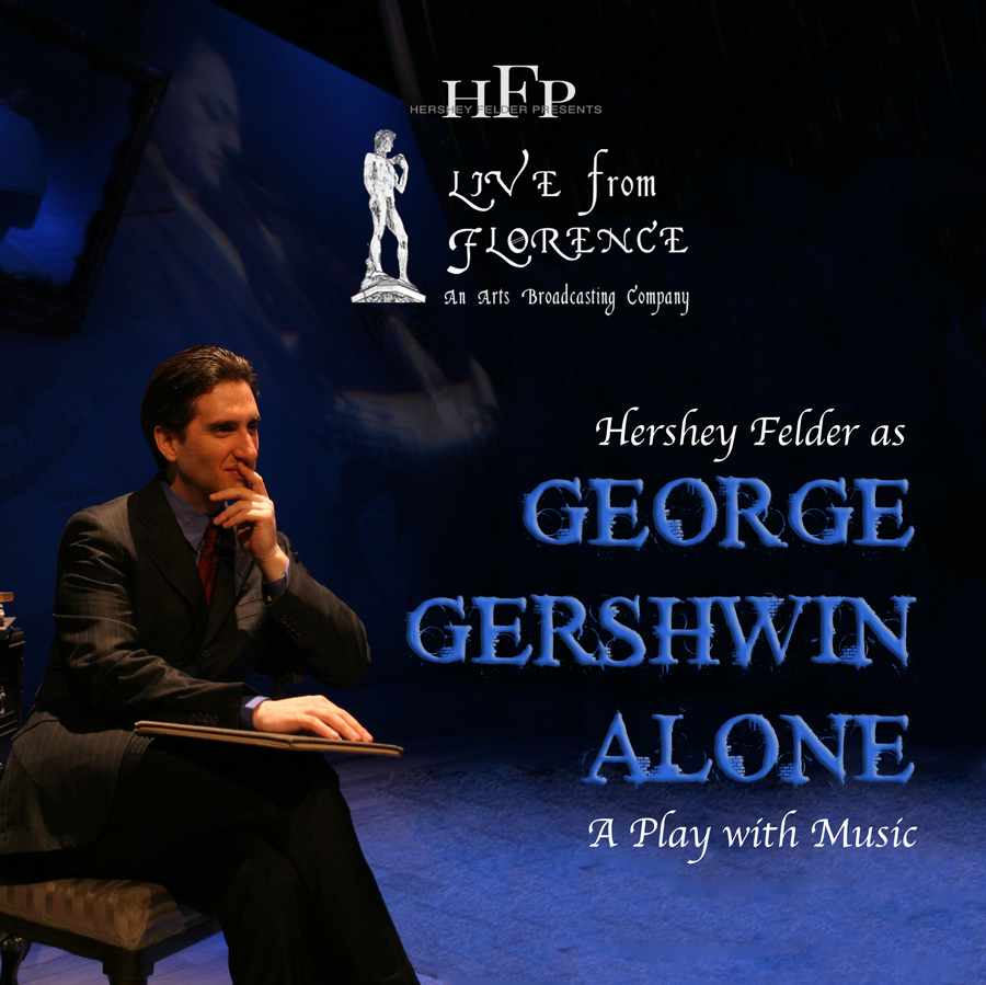 George Gershwin Alone