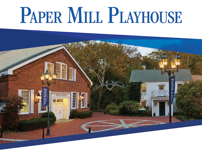Paper Mill Playhouse Nov Newsletter