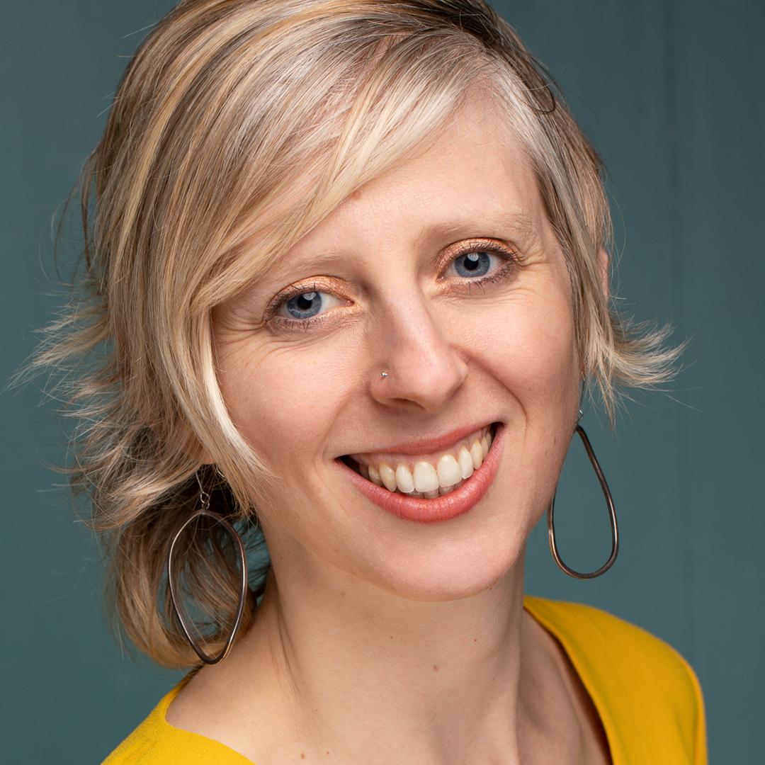 Portrait of Marissa Wolf