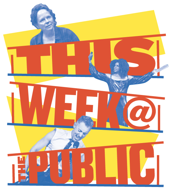 This Week @ The Public