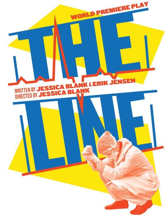 The Line by Jessica Blank and Erik Jensen