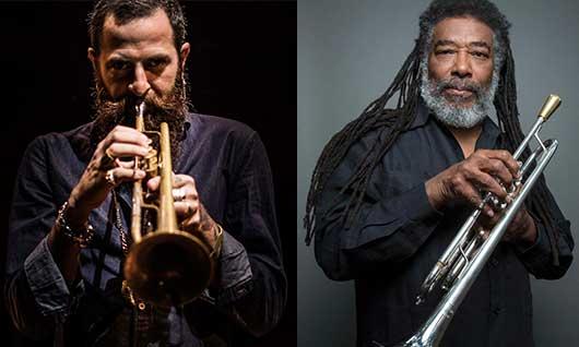 Avishai Cohen Quartet & Wadada Leo Smith Golden Quintet