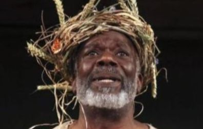 [IMAGE] Joseph Marcell as Lear in the Globe on Tour production of Kin Lear in 2013, photograph taken by Ellie Kurttz