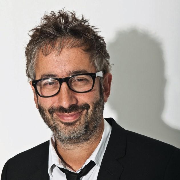 David Baddiel at BAM