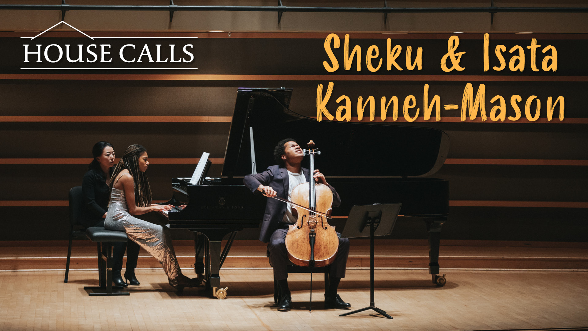 Image of Sheku and Isata Kanneh-Mason