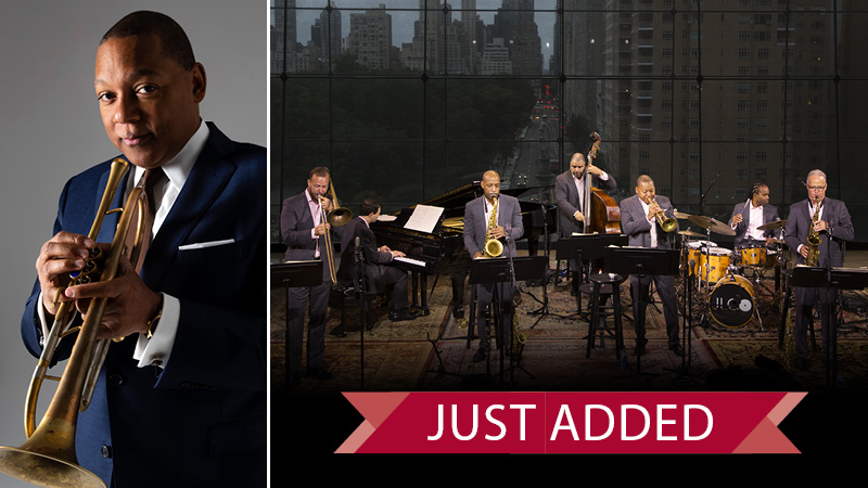 Images of Wynton Marsalis and the Jazz at Lincoln Center Orchestra Septet