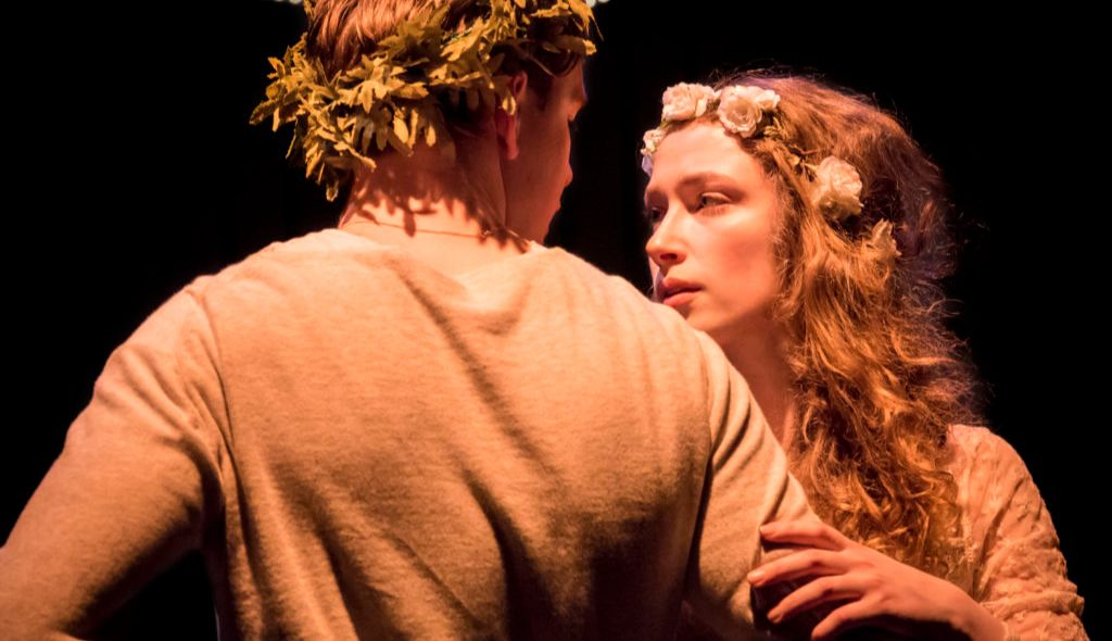 Cheek by Jowl - The Winter's Tale: photo Johan Persson