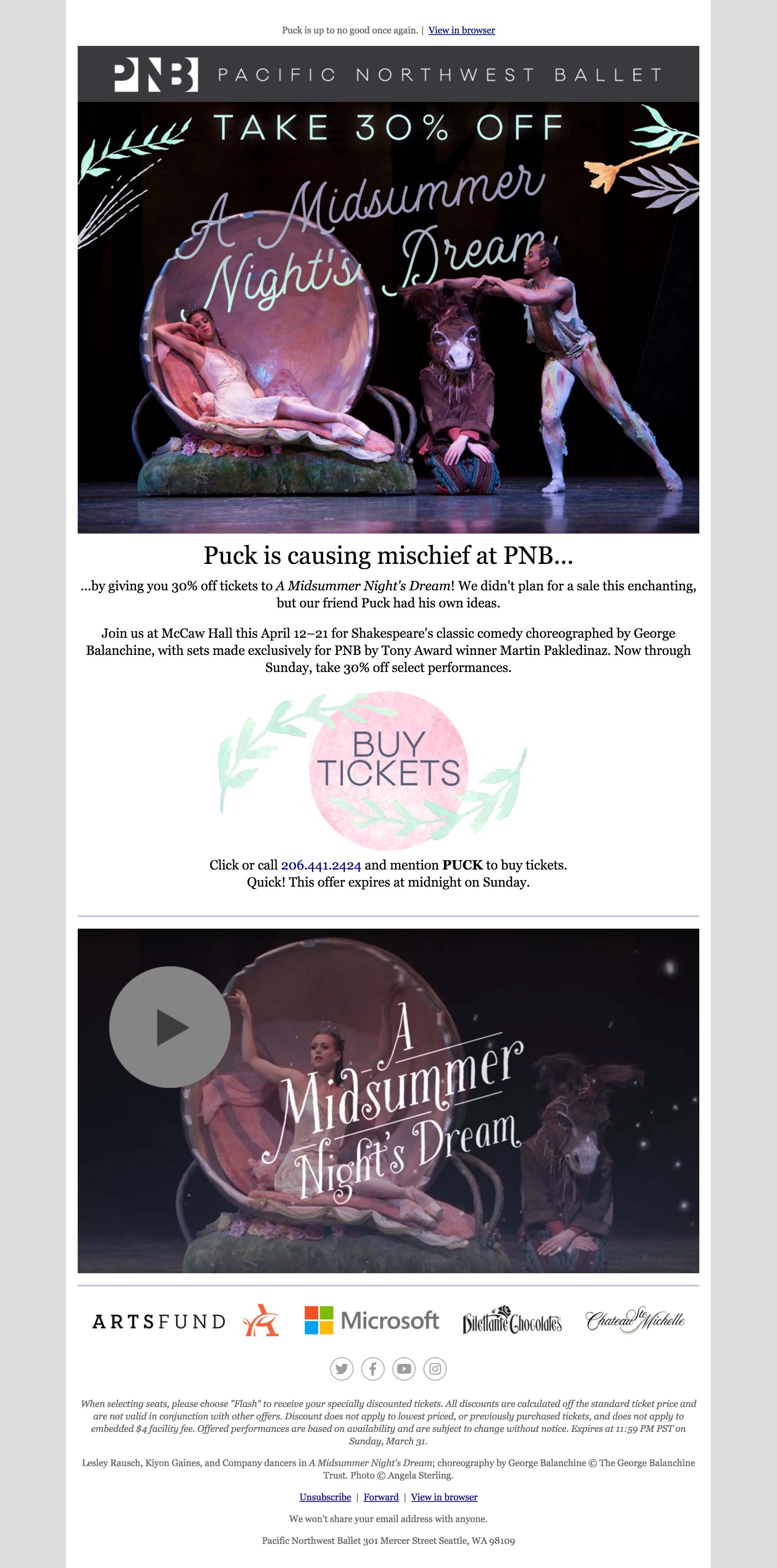 Quick: Take 30% off A Midsummer Night's Dream! - desktop view