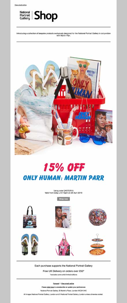 Easter Offers: Martin Parr