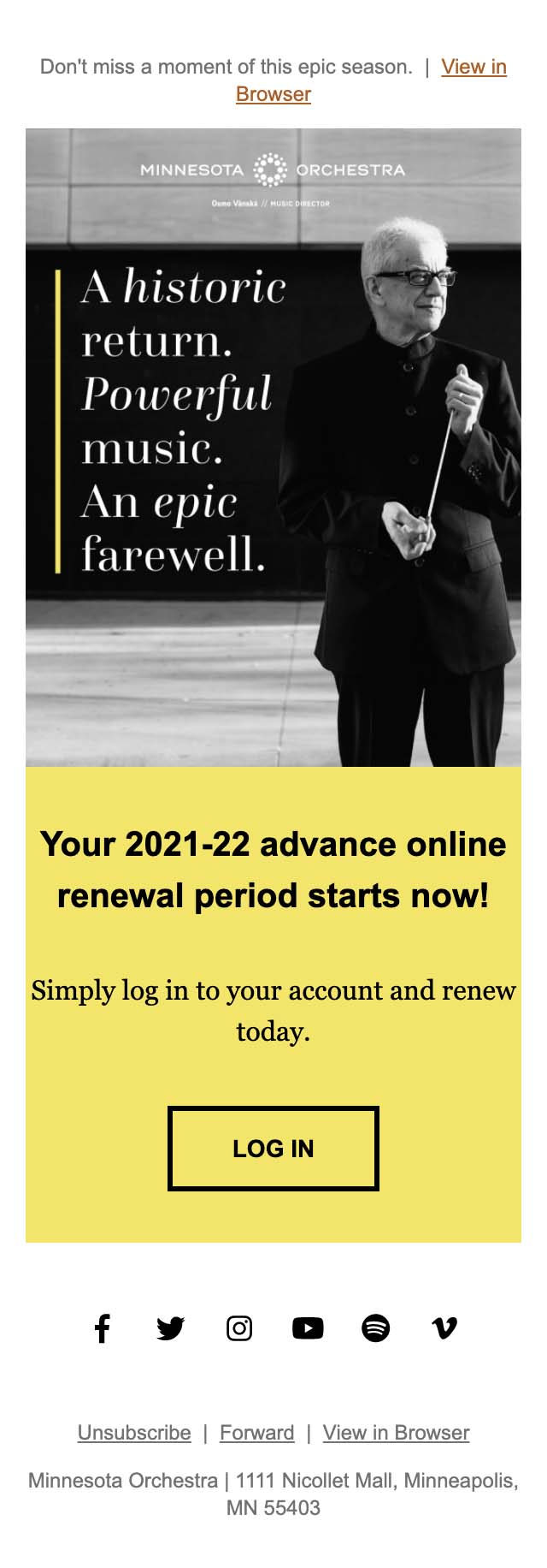 2021-22 Early Online Subscription Renewal Starts...NOW! - mobile view