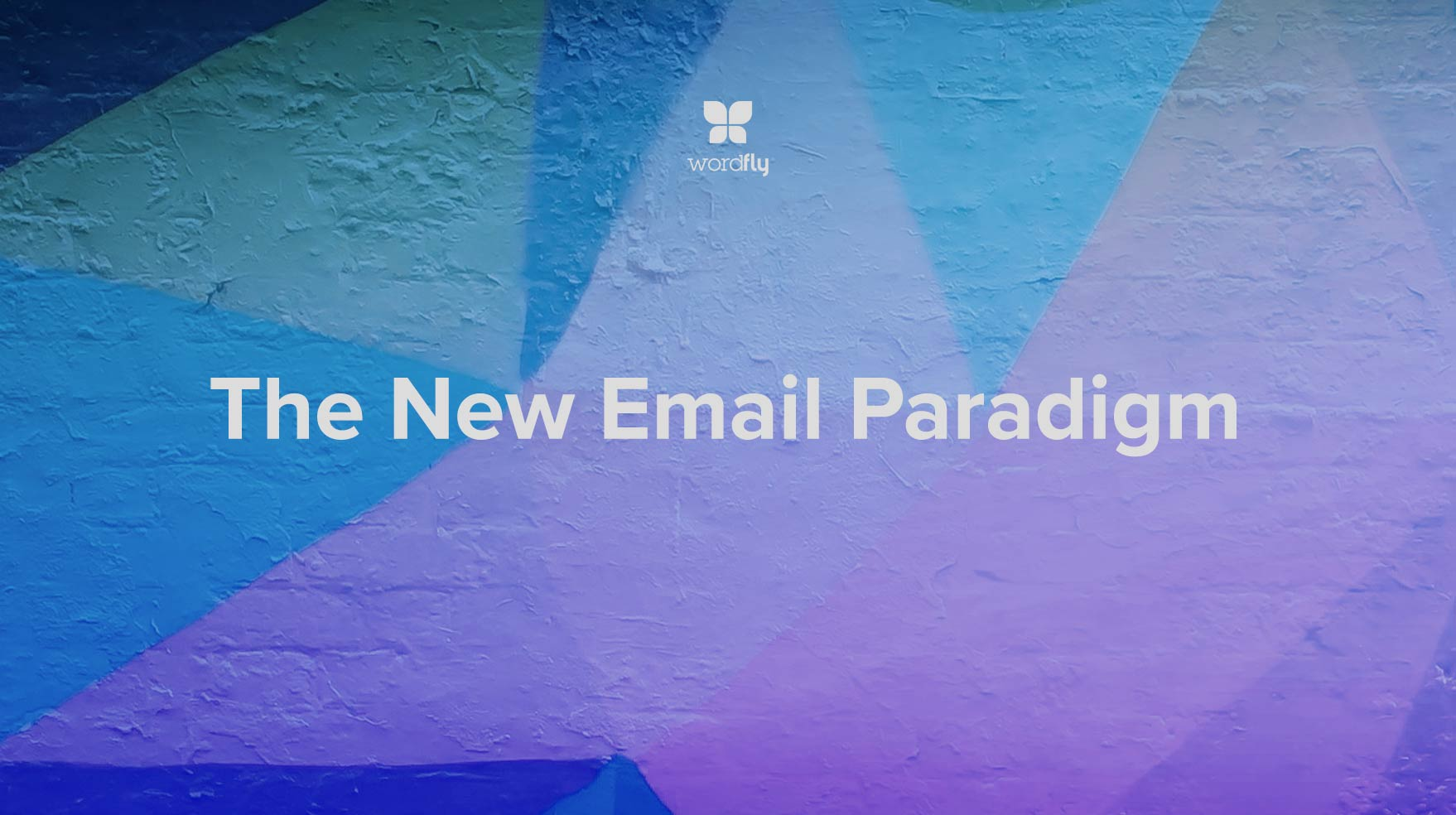 The New Email Paradigm